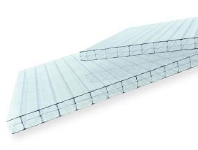 Polycarbonat Stegplatten 16 mm