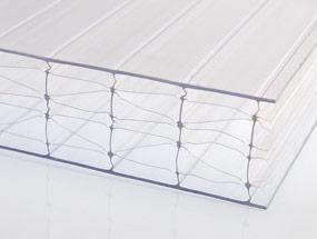 Polycarbonat Stegplatten 32 mm