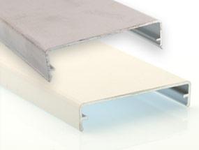 Klemmdeckel für Stegplatten
