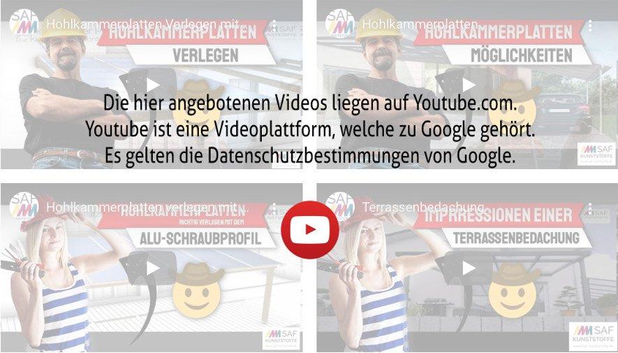 Videos anzeigen