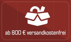 ab € 600 versandkostenfrei